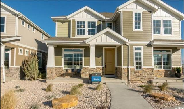 172 E Breitenbush Ct S #439, Saratoga Springs, UT 84045 (#1703009) :: goBE Realty