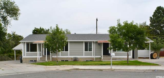 3539 S Colby Ave W, West Valley City, UT 84128 (#1703014) :: Colemere Realty Associates