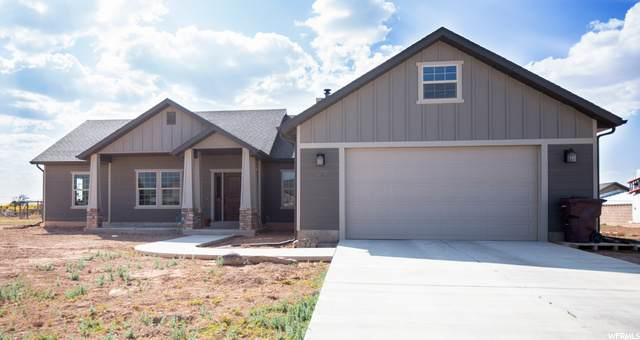 4871 N 2475 W, Cedar City, UT 84721 (#1703020) :: Red Sign Team