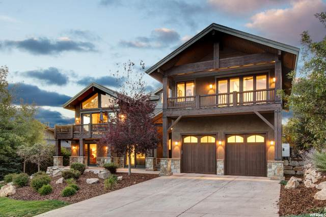 3355 Sun Ridge Dr, Park City, UT 84060 (#1703022) :: Gurr Real Estate
