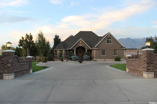 1429 E 400 N, Spanish Fork, UT 84660 (#1703037) :: Big Key Real Estate