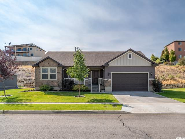 1326 E Sageberry Dr, Santaquin, UT 84655 (#1703039) :: Big Key Real Estate
