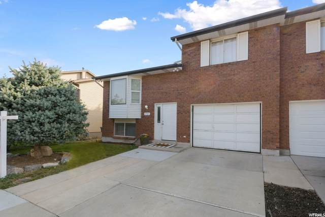 3787 S 3520 W, West Valley City, UT 84119 (#1703055) :: Red Sign Team