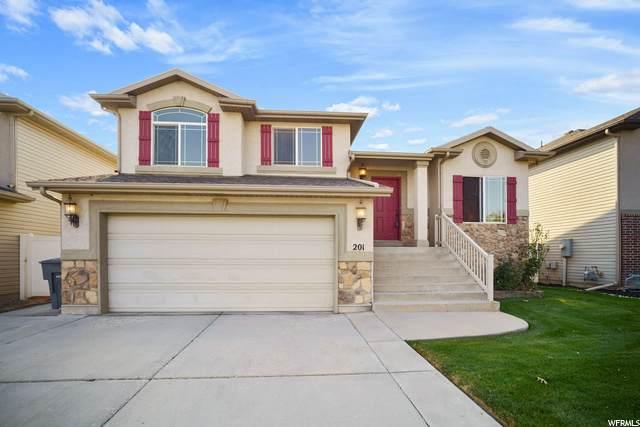 201 Buckingham Dr, North Salt Lake, UT 84054 (#1703069) :: Big Key Real Estate