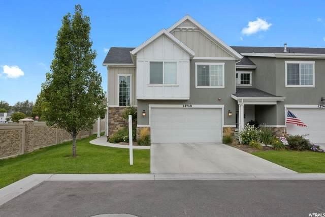 12748 Park Run Ct, Riverton, UT 84065 (MLS #1703092) :: Lookout Real Estate Group