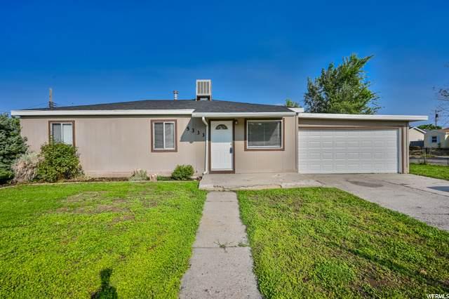 5333 S 4620 W, Kearns, UT 84118 (#1703102) :: Big Key Real Estate