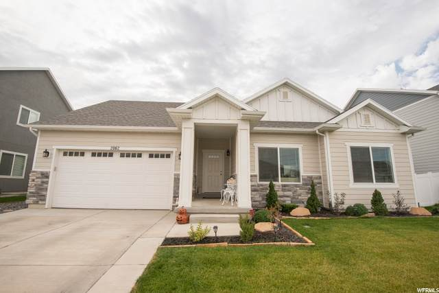2062 E 970 N, Spanish Fork, UT 84660 (#1703110) :: Bustos Real Estate | Keller Williams Utah Realtors