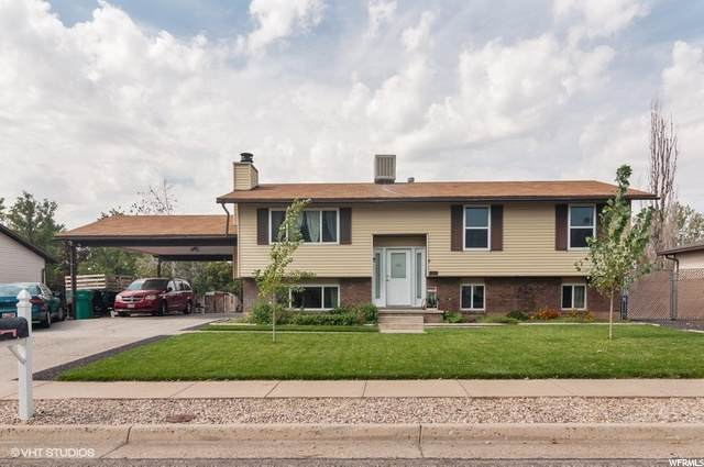 710 N 800 W, Clearfield, UT 84015 (#1703113) :: Exit Realty Success