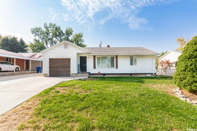 1129 E Southwell, Ogden, UT 84404 (#1703118) :: Big Key Real Estate