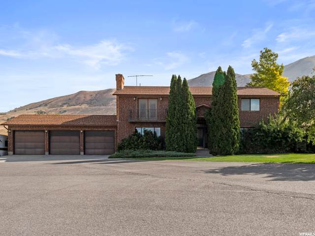 13250 N 3100 W, Collinston, UT 84306 (#1703121) :: The Perry Group