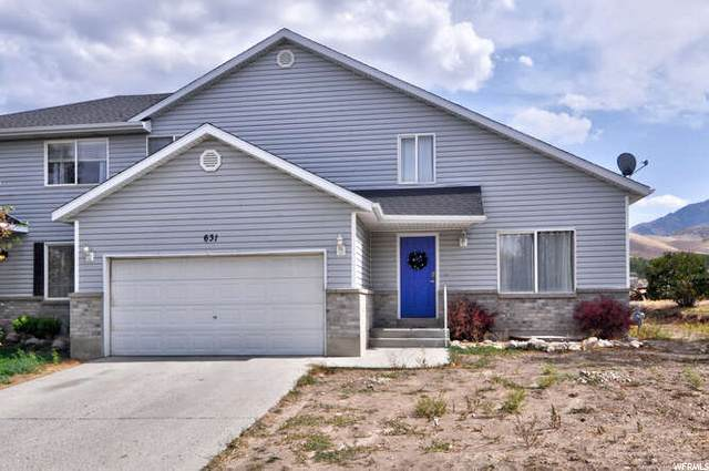 631 S 790 W, Tooele, UT 84074 (#1703125) :: Gurr Real Estate