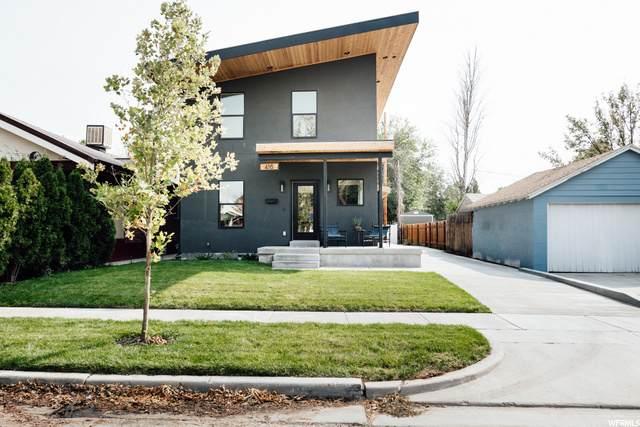 418 E Milton Ave S, Salt Lake City, UT 84115 (#1703134) :: Bustos Real Estate | Keller Williams Utah Realtors