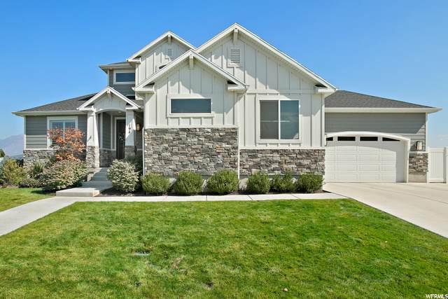 194 N 2340 W, Lehi, UT 84043 (#1703137) :: Big Key Real Estate