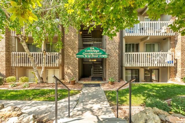 31 N M St E #104, Salt Lake City, UT 84103 (#1703148) :: Big Key Real Estate