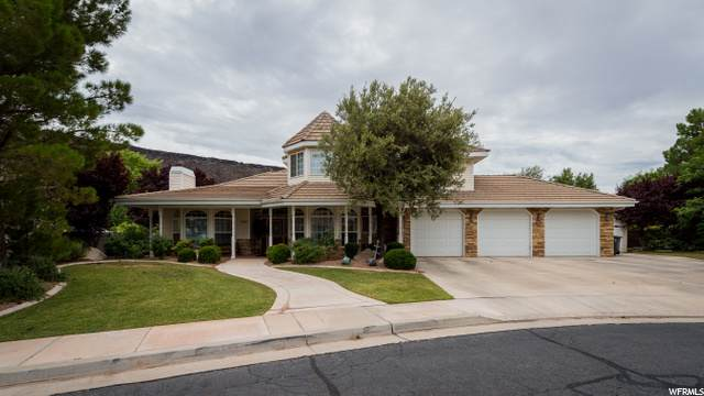 1047 W 150 N Cir N, St. George, UT 84770 (#1703150) :: Doxey Real Estate Group