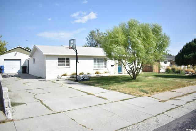 4674 W 4865 S, Salt Lake City, UT 84118 (#1703162) :: Big Key Real Estate