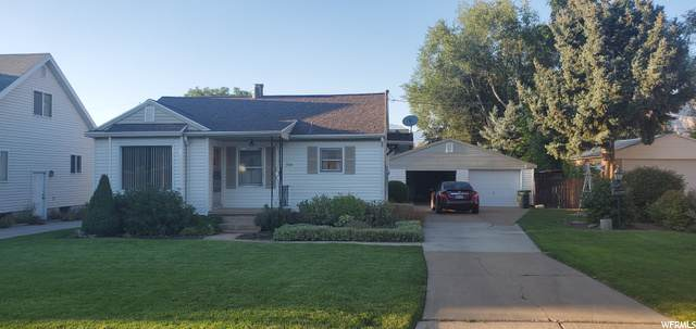 754 E Healy St, Ogden, UT 84403 (#1703166) :: Doxey Real Estate Group