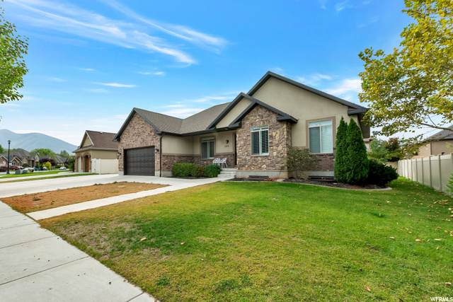 1073 W River Ridge Ln S, Spanish Fork, UT 84660 (#1703167) :: Doxey Real Estate Group