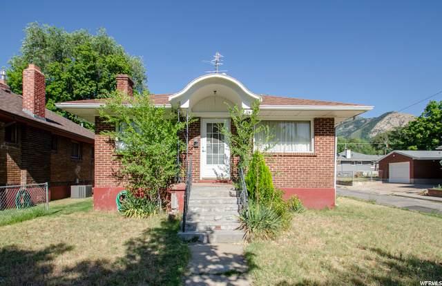 2248 S Van Buren Ave, Ogden, UT 84401 (#1703173) :: Doxey Real Estate Group
