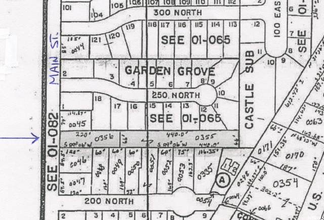 232 N Main E, North Salt Lake, UT 84054 (#1703177) :: Big Key Real Estate
