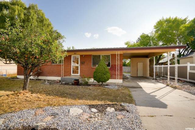 382 S 600 W, Logan, UT 84321 (#1703178) :: Colemere Realty Associates