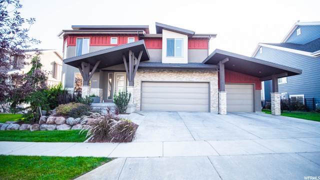 5295 N Eagles View Dr W, Lehi, UT 84043 (#1703185) :: Bustos Real Estate | Keller Williams Utah Realtors