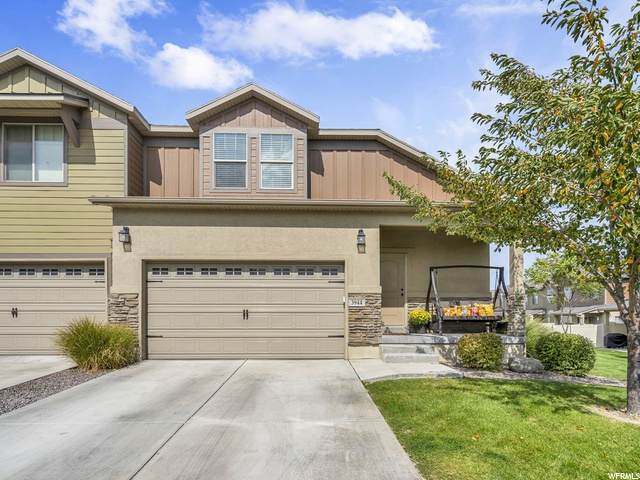 3944 W Sage Blossom Way S, South Jordan, UT 84009 (#1703195) :: Red Sign Team