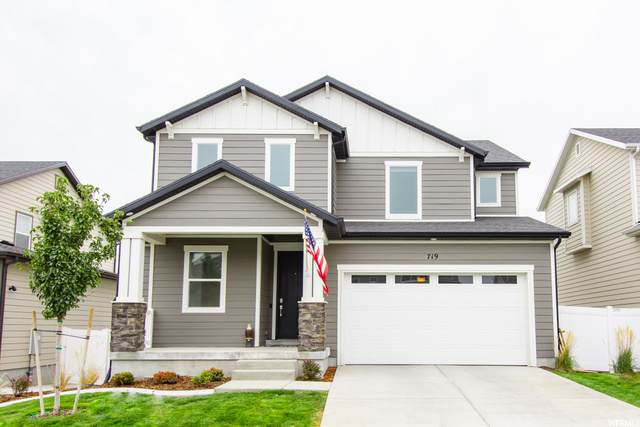 719 W Blue Violet Dr S, Saratoga Springs, UT 84045 (#1703200) :: RE/MAX Equity