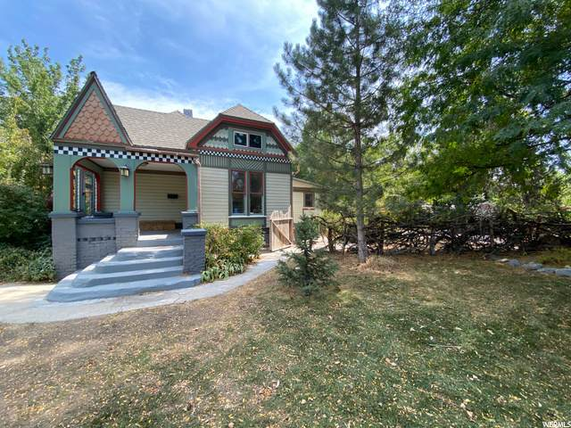 28 E Pioneer Ave, Sandy, UT 84070 (#1703214) :: Exit Realty Success