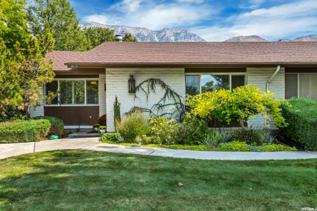 4674 N East Cliff Ave, Provo, UT 84602 (#1703220) :: Colemere Realty Associates