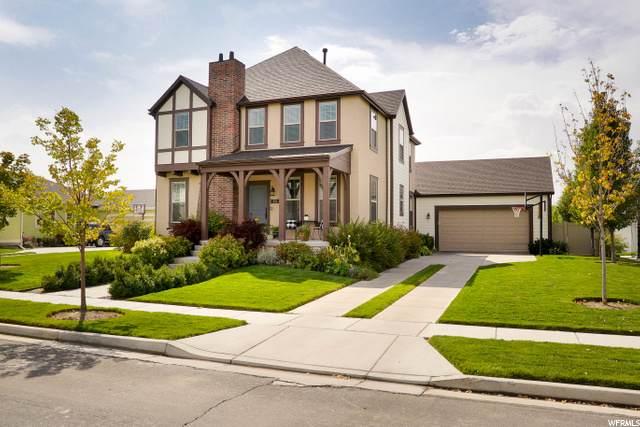 321 N Autumn Cherry Way, Kaysville, UT 84037 (#1703235) :: Big Key Real Estate
