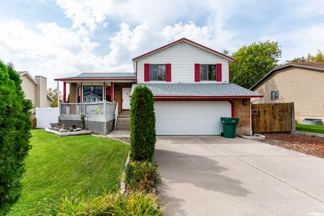 1075 N 1000 E, Layton, UT 84040 (#1703253) :: Gurr Real Estate