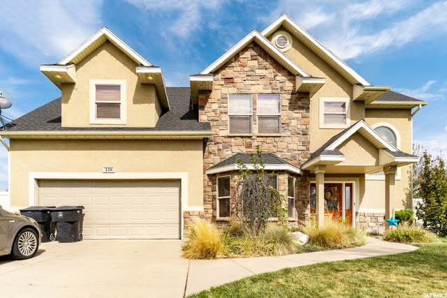 128 Wagon Wheel Cir, Farmington, UT 84025 (#1703256) :: The Fields Team