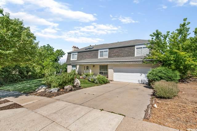 269 E Spencer Way, Farmington, UT 84025 (#1703277) :: Gurr Real Estate