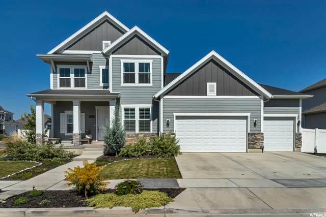 3378 W Cramden Dr N, Lehi, UT 84043 (#1703287) :: Gurr Real Estate