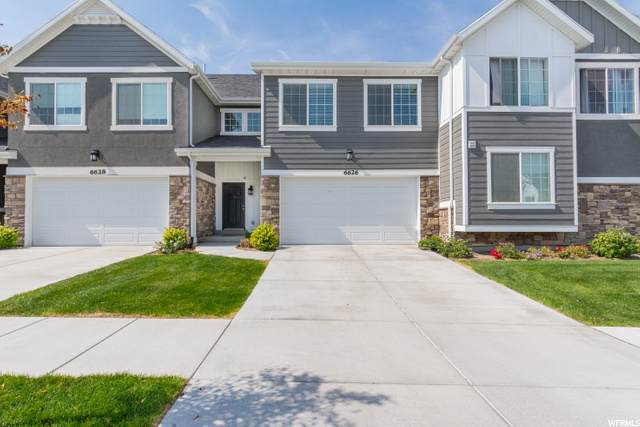 6626 S Wallsburg Dr, Taylorsville, UT 84123 (#1703296) :: Big Key Real Estate