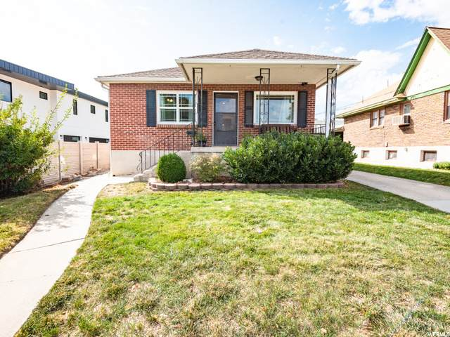 334 E 4800 S, Murray, UT 84107 (#1703302) :: Doxey Real Estate Group