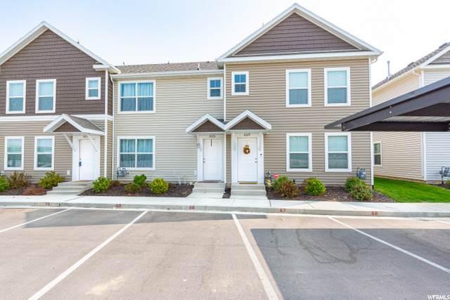 2624 N 525 W #69, Sunset, UT 84015 (#1703306) :: Gurr Real Estate