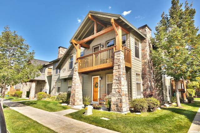 1708 Redstone Ave D, Park City, UT 84098 (#1703317) :: Gurr Real Estate