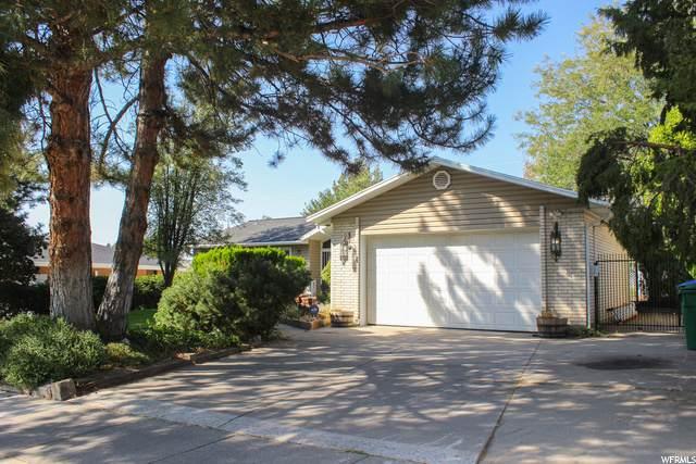 3277 E English Way, Cottonwood Heights, UT 84093 (#1703320) :: Big Key Real Estate