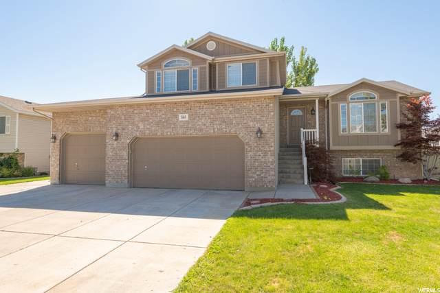 5465 S 4250 W, Roy, UT 84067 (#1703326) :: Gurr Real Estate