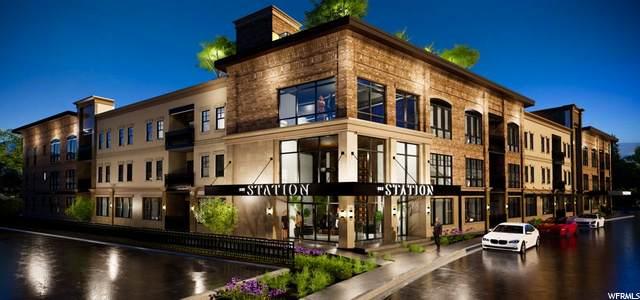 2240 E Laney Ave #307, Salt Lake City, UT 84117 (#1703331) :: Big Key Real Estate