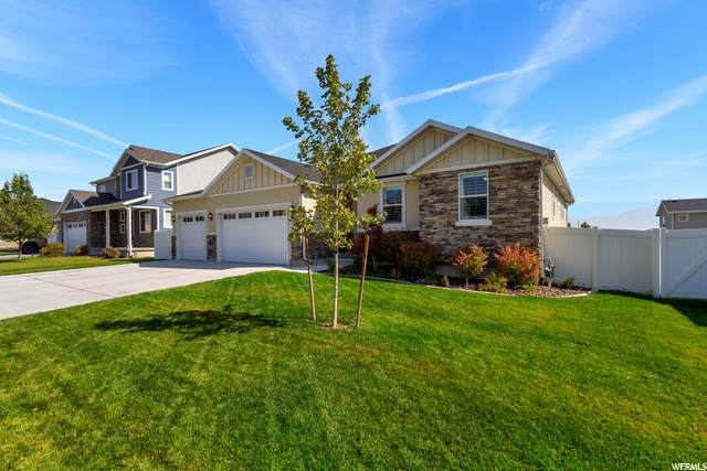 9513 S Echo Ridge Dr W, West Jordan, UT 84081 (#1703347) :: Big Key Real Estate