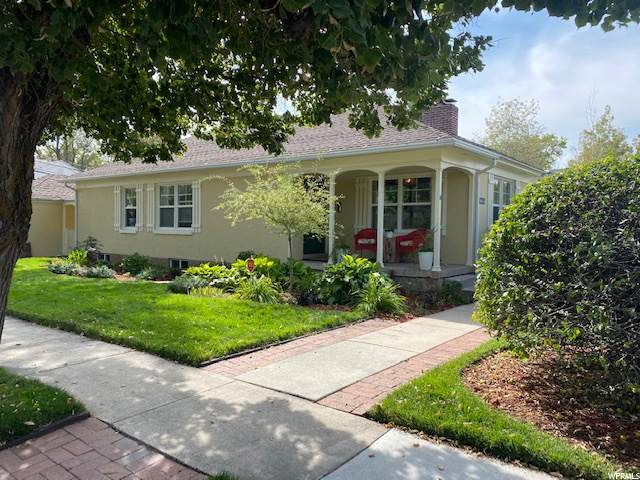 2392 E 2100 S, Salt Lake City, UT 84109 (#1703355) :: Gurr Real Estate