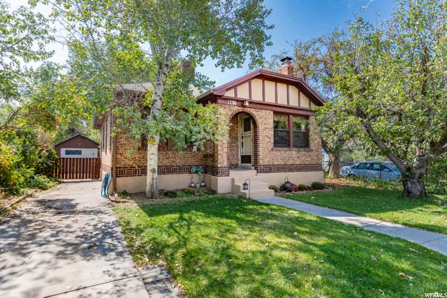 1204 E Crandall Ave, Salt Lake City, UT 84106 (#1703373) :: Gurr Real Estate