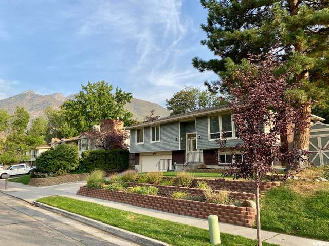 3210 E Walnut Way, Cottonwood Heights, UT 84121 (#1703374) :: Big Key Real Estate