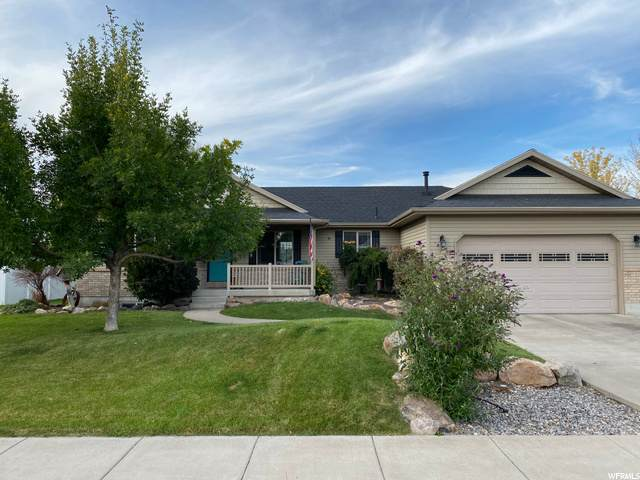 893 W 2880 S, Nibley, UT 84321 (#1703375) :: Doxey Real Estate Group