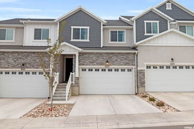 4343 W Bronson Ln, Herriman, UT 84096 (#1703390) :: Doxey Real Estate Group