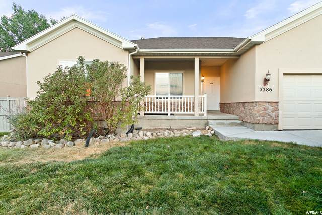 7786 N Rose St, Eagle Mountain, UT 84005 (#1703403) :: Powder Mountain Realty