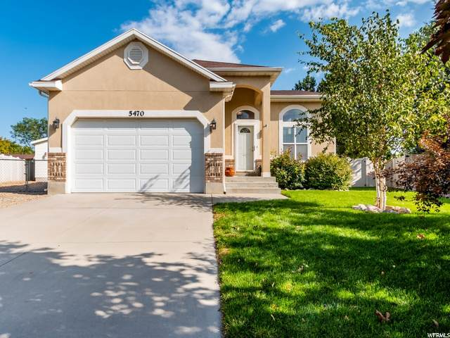 5470 W Quarry Hill Cir, Salt Lake City, UT 84118 (#1703408) :: McKay Realty